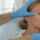 Cosmetologist Checks up the Face of the Client - VideoHive Item for Sale