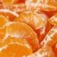Peeled Rotating Mandarin Segment - VideoHive Item for Sale