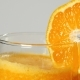 Rotating Tangerine Juice On The Turntable - VideoHive Item for Sale