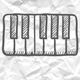 Piano Elegant Logo