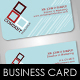 Simple Clean Graphic Business Card - GraphicRiver Item for Sale
