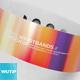 Vinyl Wristbands Mockup - GraphicRiver Item for Sale