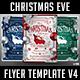 Christmas Eve Flyer Template V4 - GraphicRiver Item for Sale