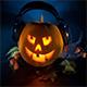 Halloween Spirits Dancing and Singing