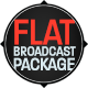 Flat Broadcast Package - VideoHive Item for Sale