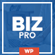 BizPro - Multipurpose Agency WordPress Theme - ThemeForest Item for Sale