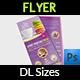 Cafe Flyer DL Size Template - GraphicRiver Item for Sale