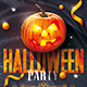 Classy Halloween Party Flyer Template - GraphicRiver Item for Sale
