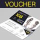 Elegant Gift Voucher - GraphicRiver Item for Sale