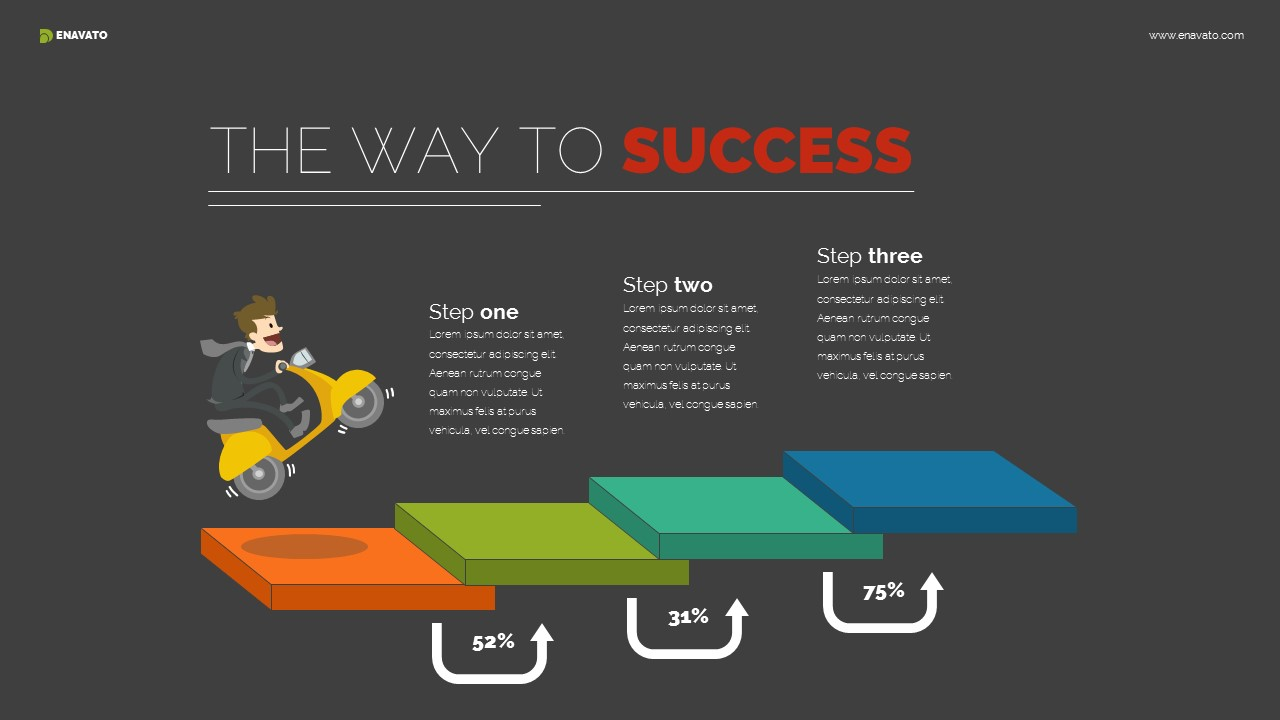 globale powerpoint business presentation design by highrate