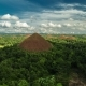 View Of The Chocolate Hills In Bohol, Philippines.   - August 2016, Bohol, Panglao, Philippines - VideoHive Item for Sale