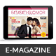 Fashion E-magazine - GraphicRiver Item for Sale