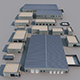 factory building - 3DOcean Item for Sale