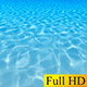 The Sunlight Under Water On A Sandy Bottom - VideoHive Item for Sale