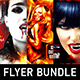 Halloween Party Flyer Bundle vol.2 - GraphicRiver Item for Sale