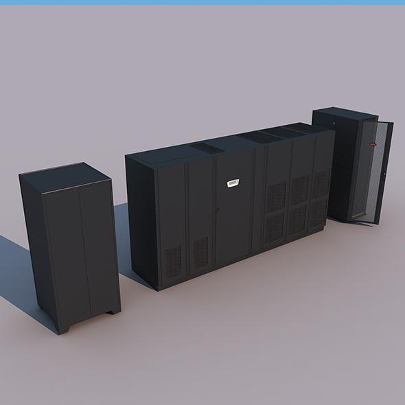 Computer server - 3DOcean Item for Sale