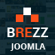 Brezz - Responsive Multi-Purpose Joomla Theme With Page Builder