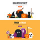 Happy Halloween Banners - GraphicRiver Item for Sale