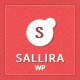 Sallira - Multipurpose Startup Business WordPress Theme - ThemeForest Item for Sale