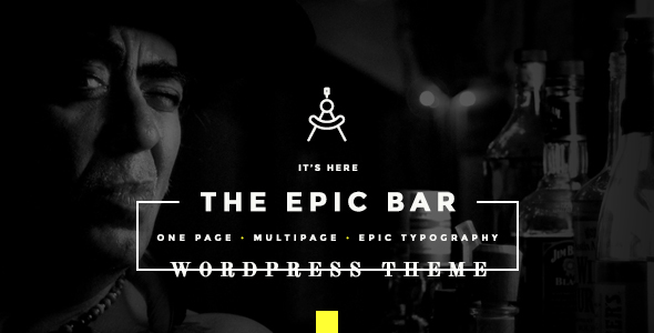 BarDojo - Epic Bar & Restaurant WordPress Theme - Food Retail