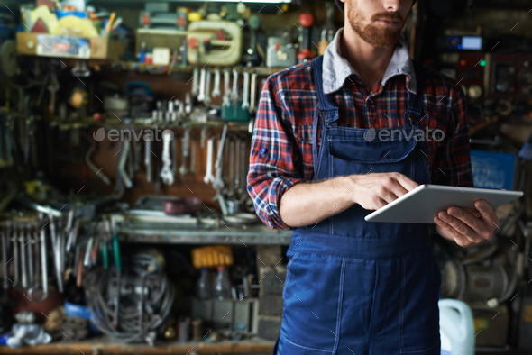 Technologies in small business - Stock Photo - Images