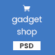 GadgetShop - eCommerce Gadget Shop PSD Template - ThemeForest Item for Sale