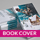 Winter Magic Book Cover Template - GraphicRiver Item for Sale