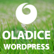 Oladice - Organic Farm WordPress Theme Nulled