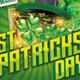 St. Patricksday Flyer - GraphicRiver Item for Sale