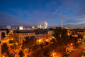 View over Berlin Alexanderplatz - PhotoDune Item for Sale