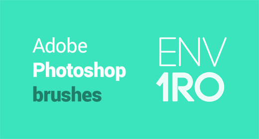 Photoshop Brushes by env1ro