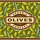 Retro Olive Harvest Label - GraphicRiver Item for Sale