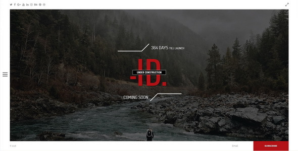ID || Premium Under Construction Template