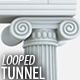 Columns Tunnel - VideoHive Item for Sale