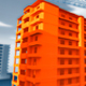 Construction of a Multistory Building - VideoHive Item for Sale