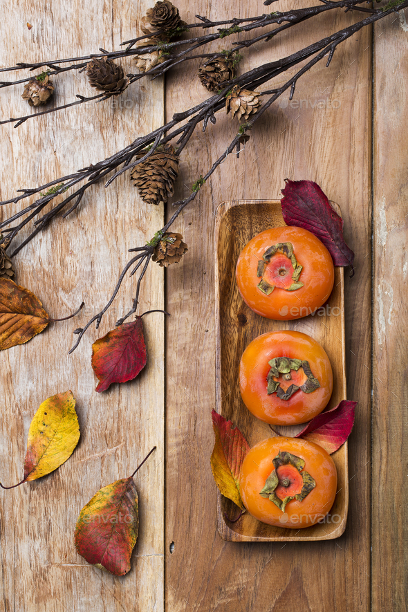 Autumn Atmosphere Objects - Stock Photo - Images