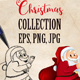 Christmas Collection - GraphicRiver Item for Sale