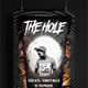 The Hole Party Flyer Template