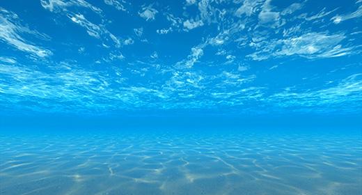 Underwater Motion Graphics