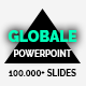 Globale - Powerpoint business presentation design - GraphicRiver Item for Sale