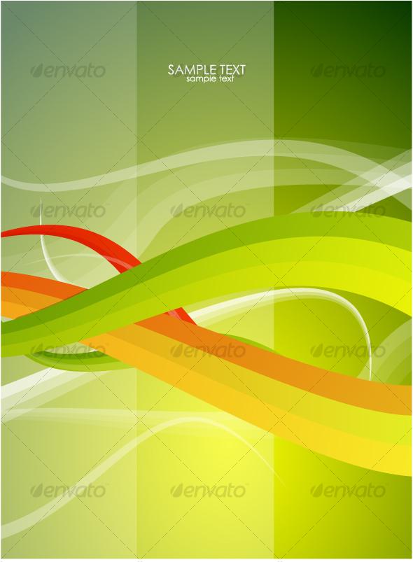 Organic background - Backgrounds Decorative