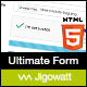 Ultimate PHP, HTML5 & AJAX Contact Form (Bootstrap Edition)