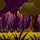 Dark Forest Game Background - GraphicRiver Item for Sale