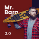 Mr.Bara | A Premium Multi-Ecommerce PSD Template Nulled