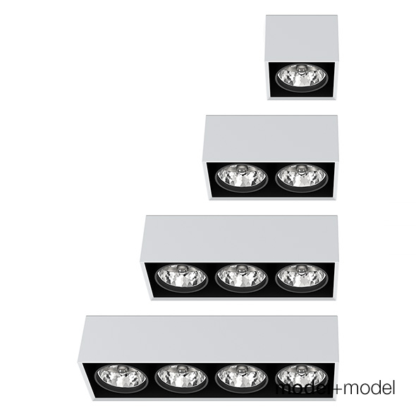 Artemide Architectural Nothing ceiling spotlights collection - 3DOcean Item for Sale