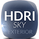 Hdri Exteriors 001 - 3DOcean Item for Sale
