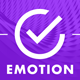 Emotion - Creative design and responsive portfolio template - ThemeForest Item for Sale