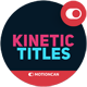Kinetic Titles - VideoHive Item for Sale