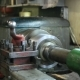 Old Turning Machinery Working In Craftsmanship - VideoHive Item for Sale