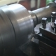Cutting Tool Processing On Old Lathe Machine - VideoHive Item for Sale